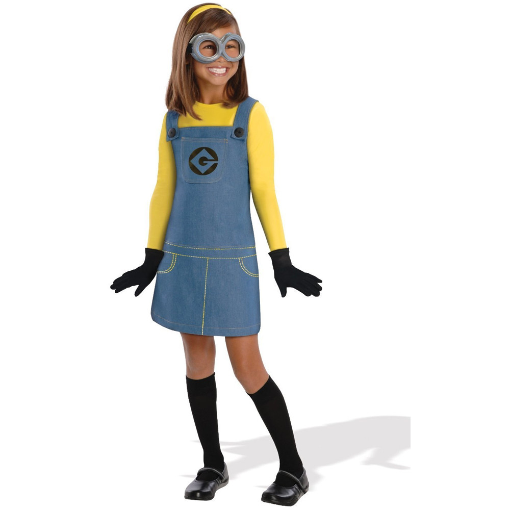 Despicable Me- Minion Girl Costume