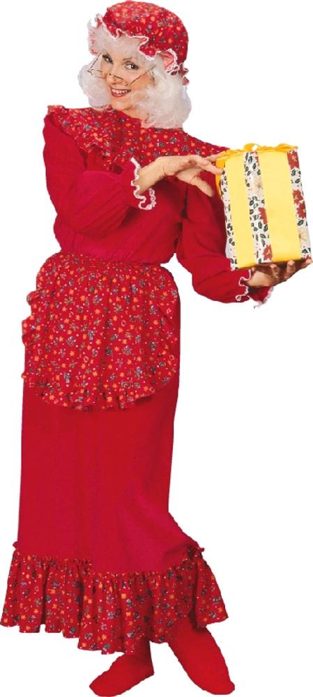 Mrs Claus Costume