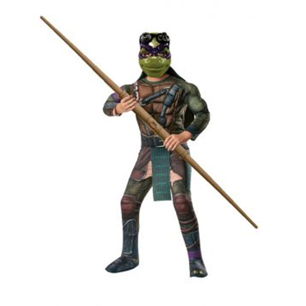 Teenage Mutant Ninja Turtles- Donatello Deluxe Child's Costume