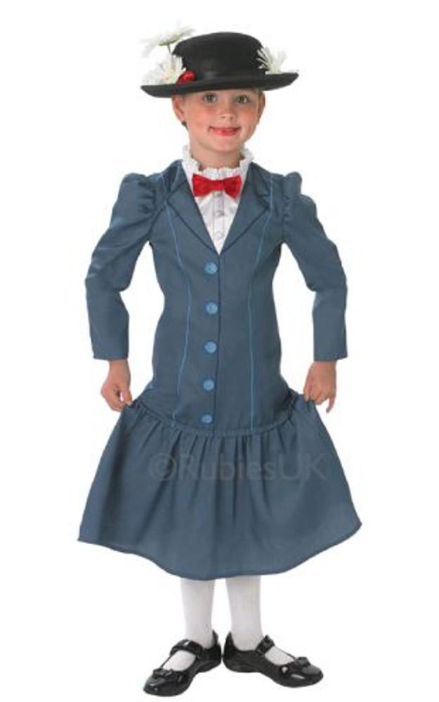 MARY POPPINS Girls Costume