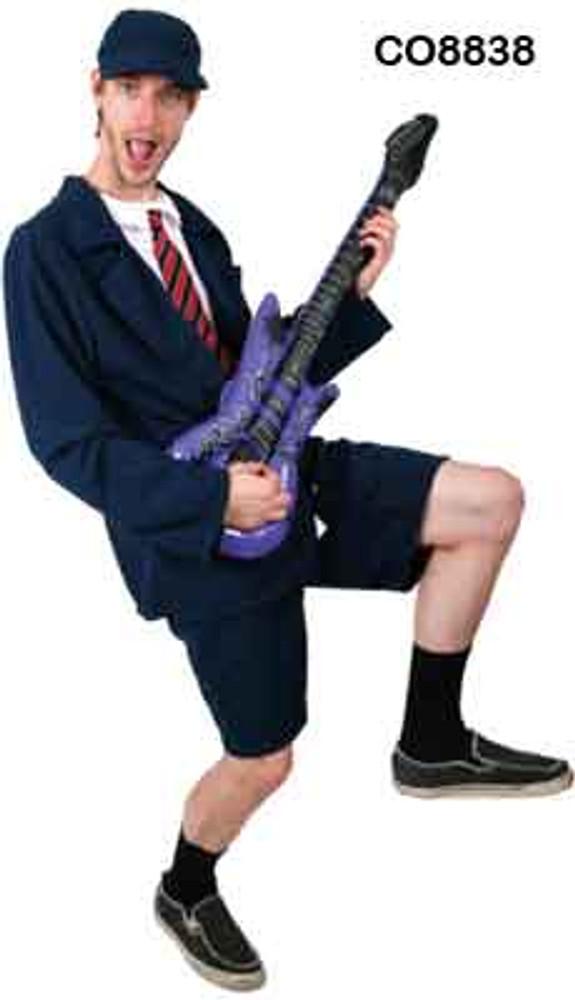Schoolboy Rocker Men's Costume