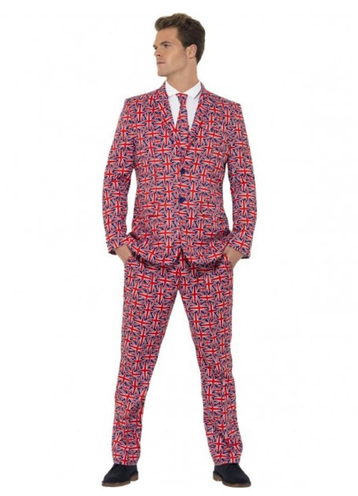 Union Jack Men's Suit