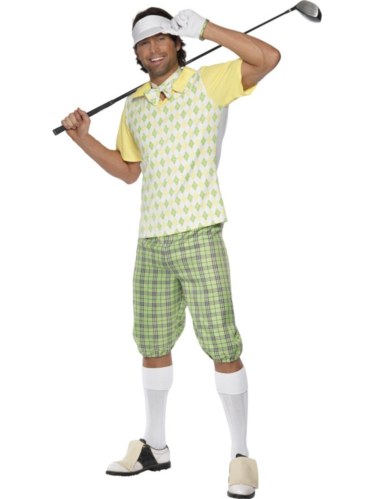 Gone Golfing Men's Costume