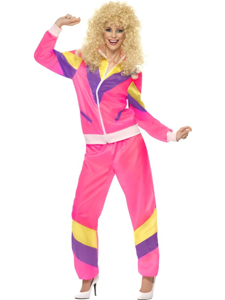 80s Shell Suit Women's Costume