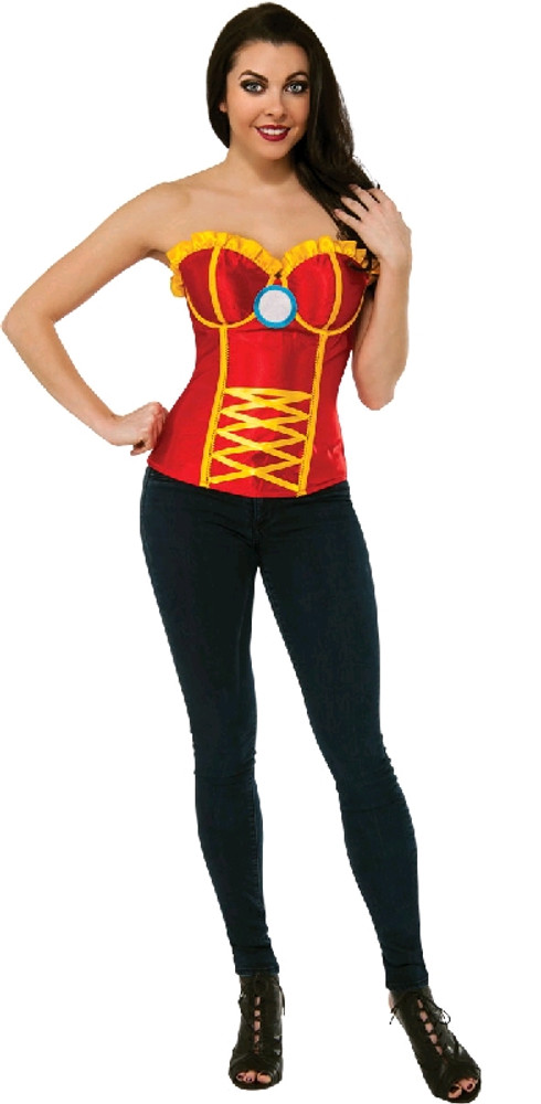 Iron Man - IRON Woman Corset