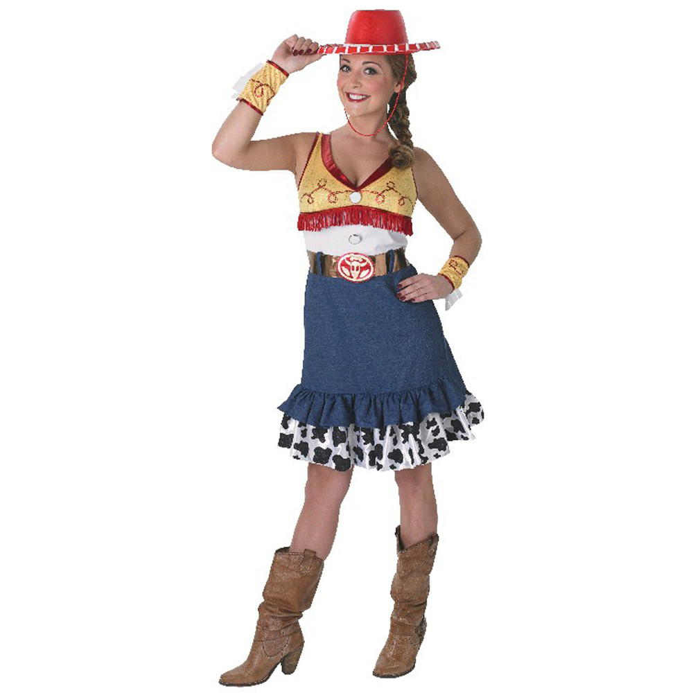 And we couldnu0027t forget a Toy Story Jessie costume! This would be perfect as a couple costume with a Woody costume. Or go as a group and add a buzz lightyear ...  sc 1 st  Costume Direct & Book week Toy Story Costumes and Accessories: Woody costume Buzz ...