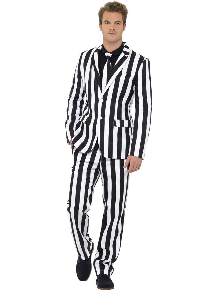 Humbug Stripe Suit