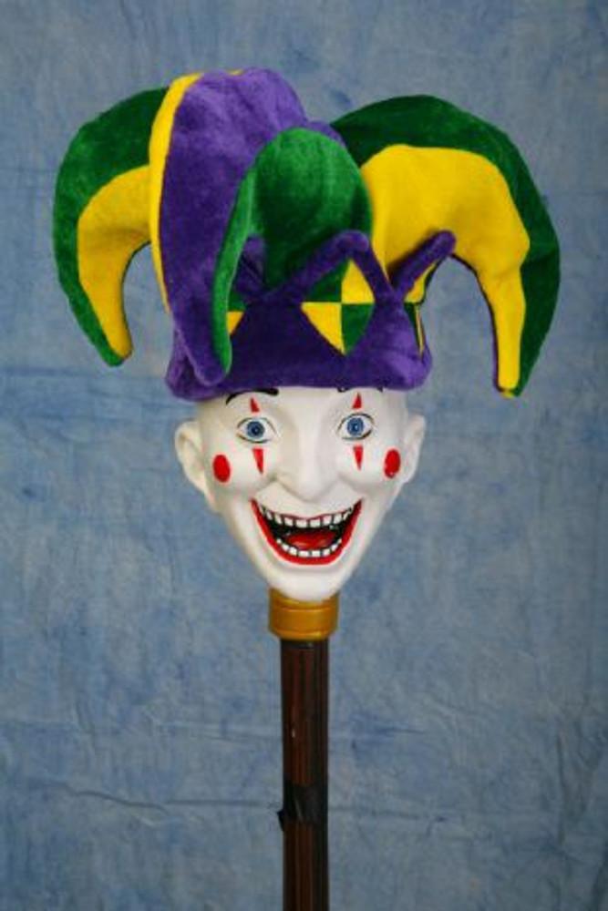 Jester Mardi Gras Staff