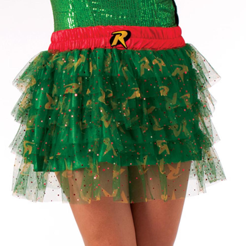 Robin Skirt Womens Costume