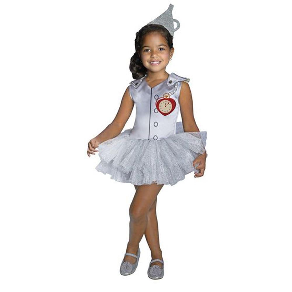 Wizard of Oz - Tinman Girls Tutu Costume