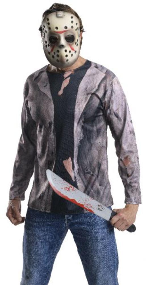 Jason Mens Costumer Kit (from Friday the 13th)