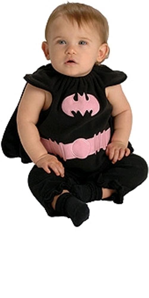 Batgirl Superhero Deluxe Newborn Costume