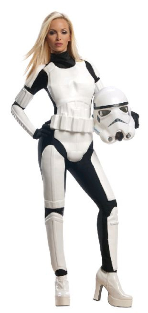 Star Wars - Female Stormtrooper Womens Costumes