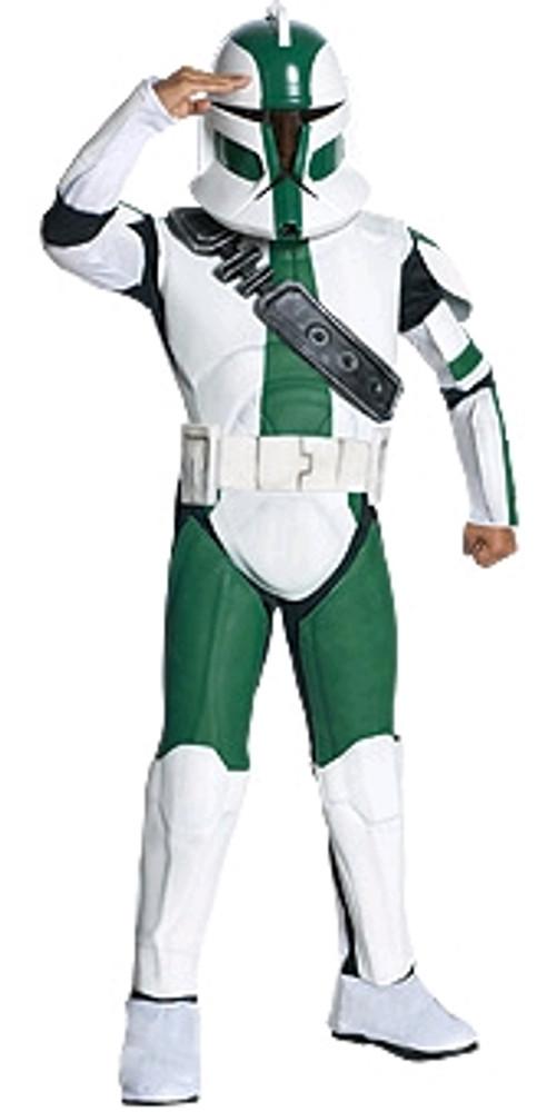 Star Wars Child Commander Gree costume