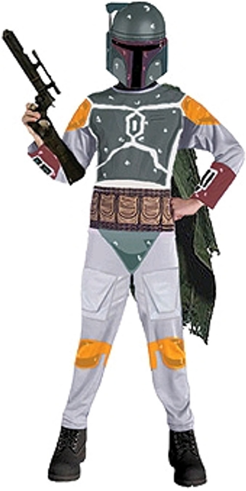 Star Wars Boba Fett Kids Costume