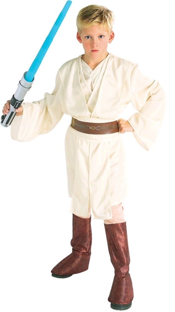 Star Wars OBI WAN KENOBI SUIT Kids costume