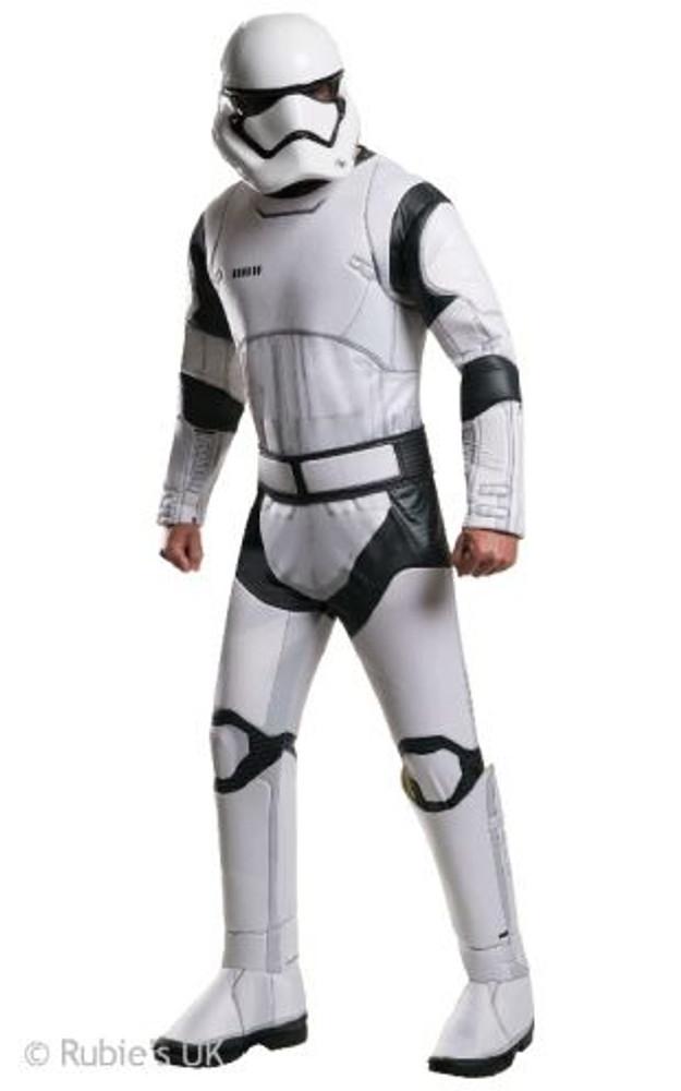 Star Wars - Storm Trooper Deluxe Costume