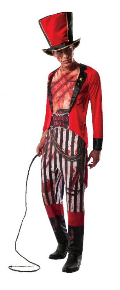 Mauled Ringmaster Mens Costume