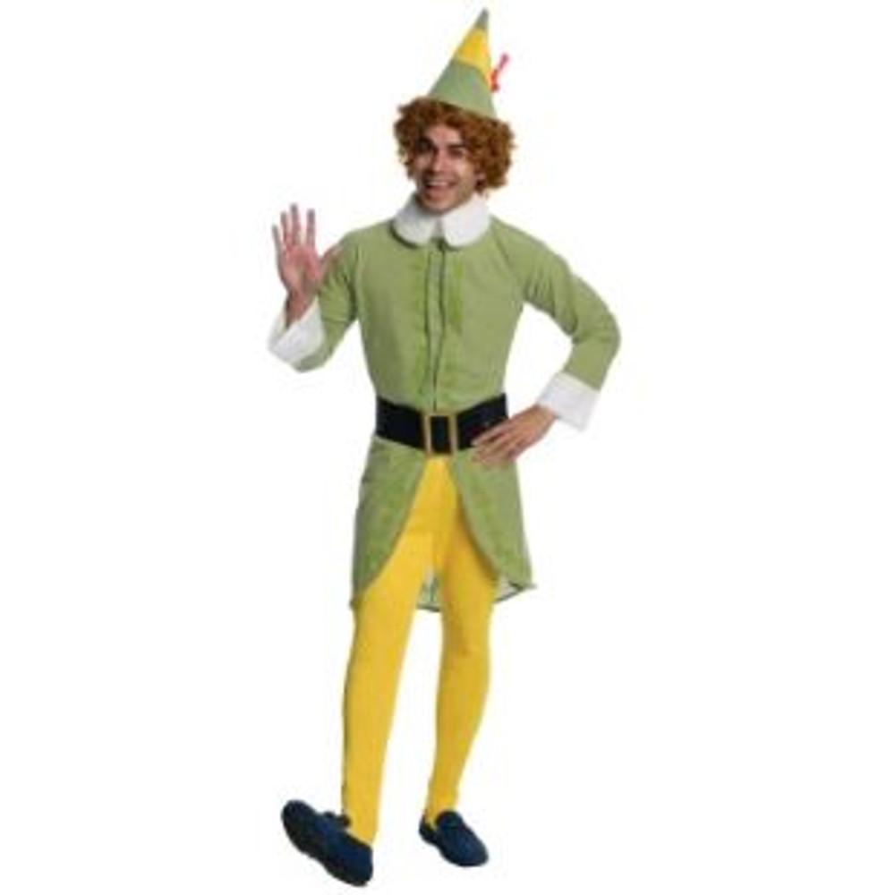 Elf Buddy's Costume