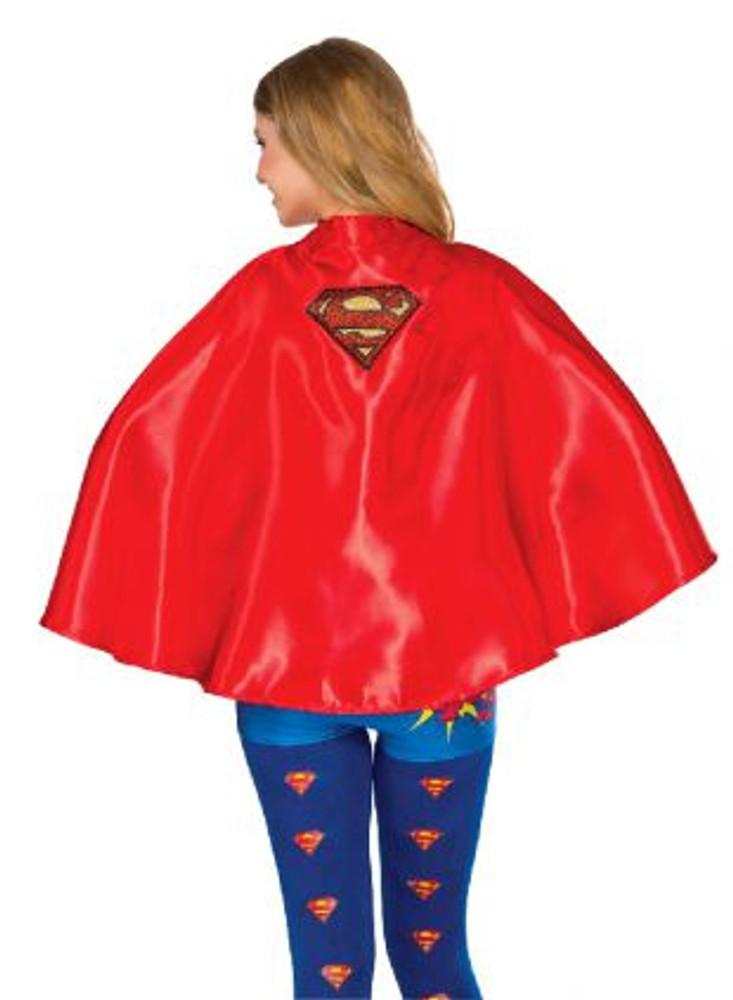 Supergirl Womens Cape