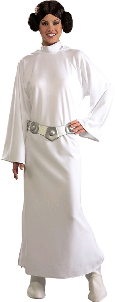 Star Wars - Princess Leia Deluxe Womens Costume