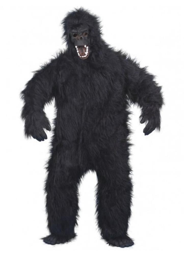 Gorilla Animal Adult Costume