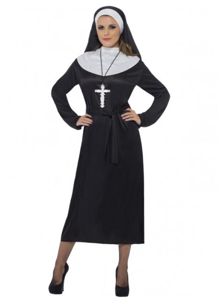 Nun Womens Costume