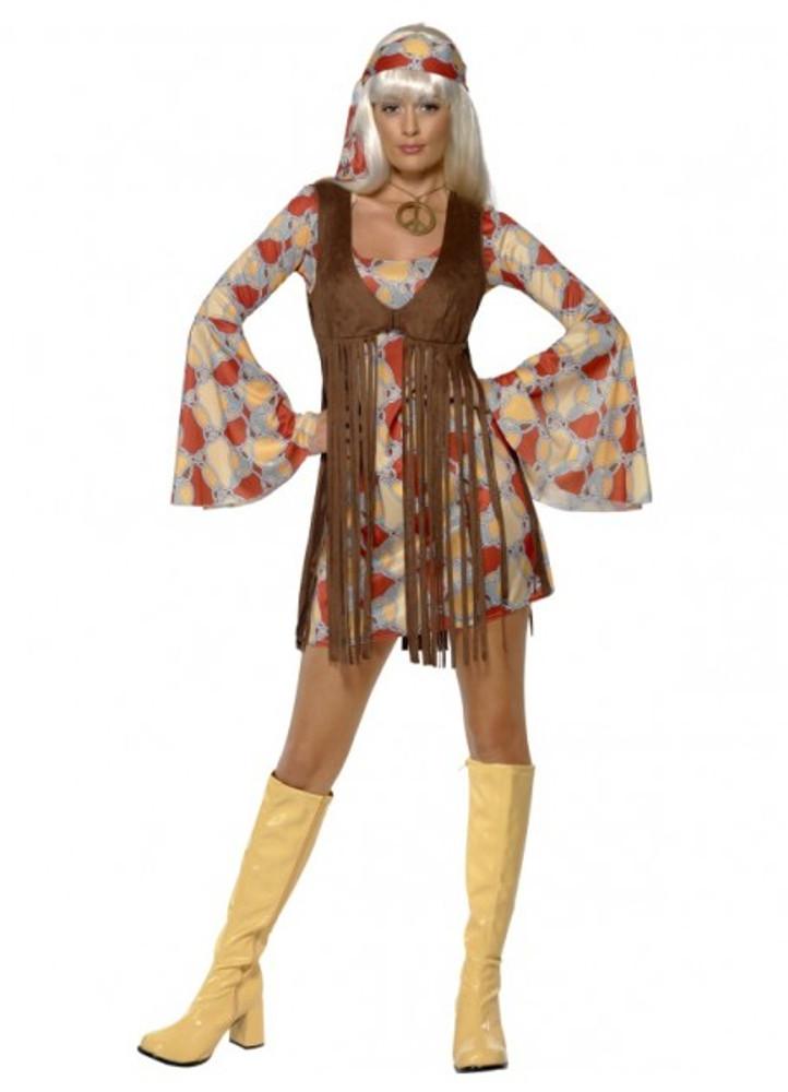 1970s Groovy Baby Womens Costume
