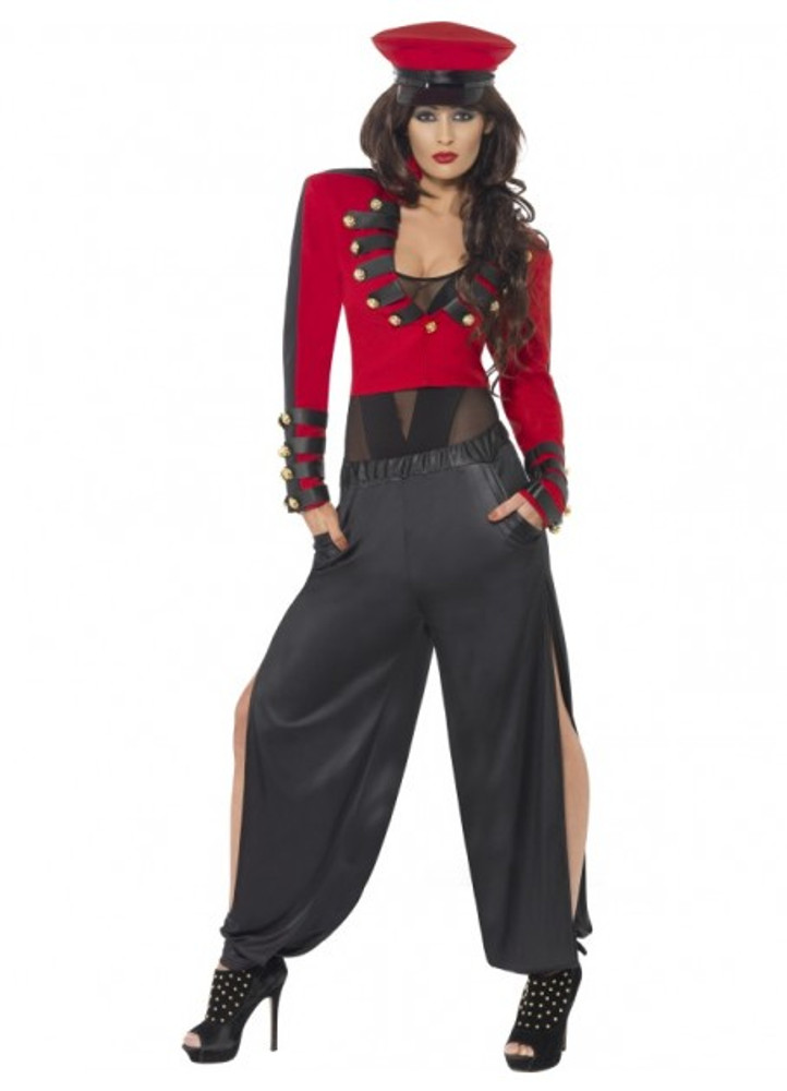 Pop Starlet Women's Costume