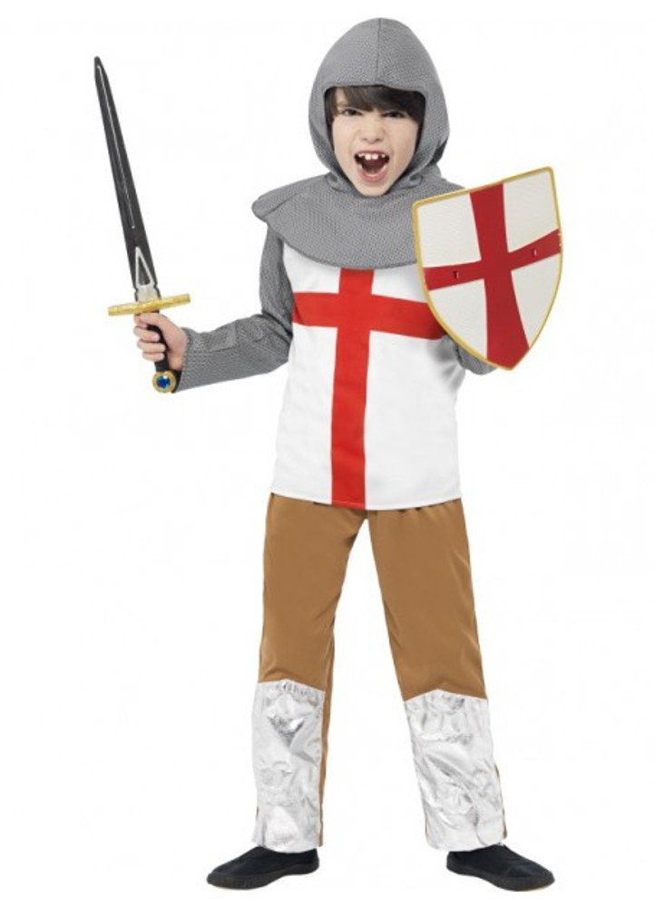 Medieval Knight Horrible Histories Kids Costume