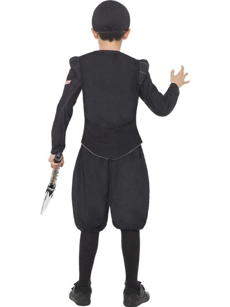 Horrible Histories Tudor Executioner Kids Costume