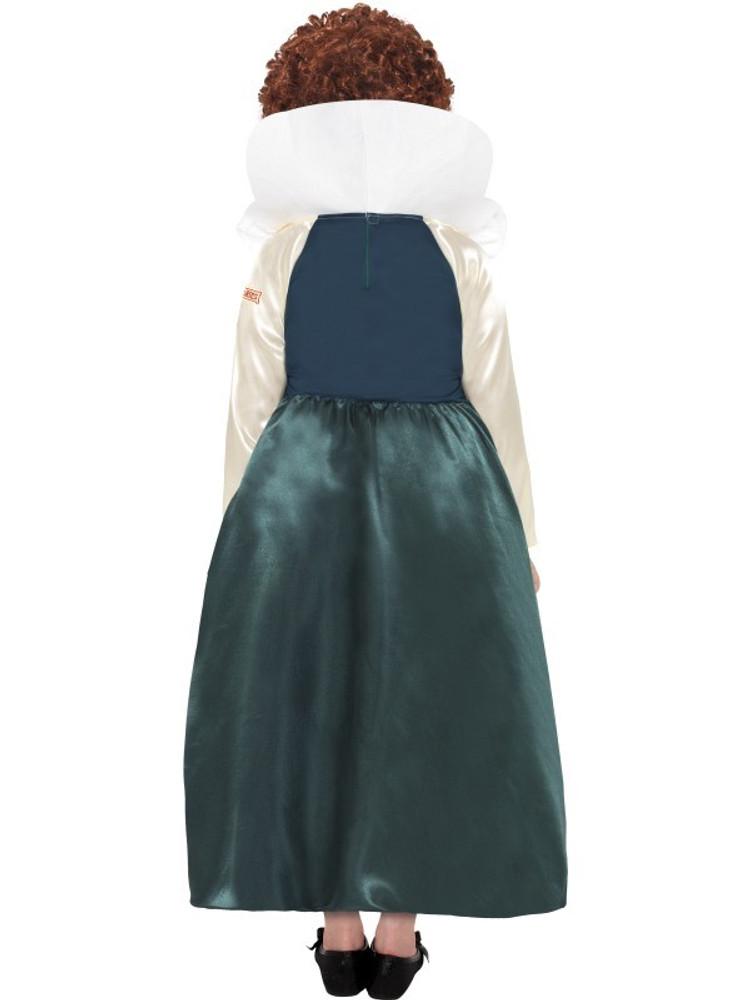 Horrible Histories Elizabeth I Girls Costume