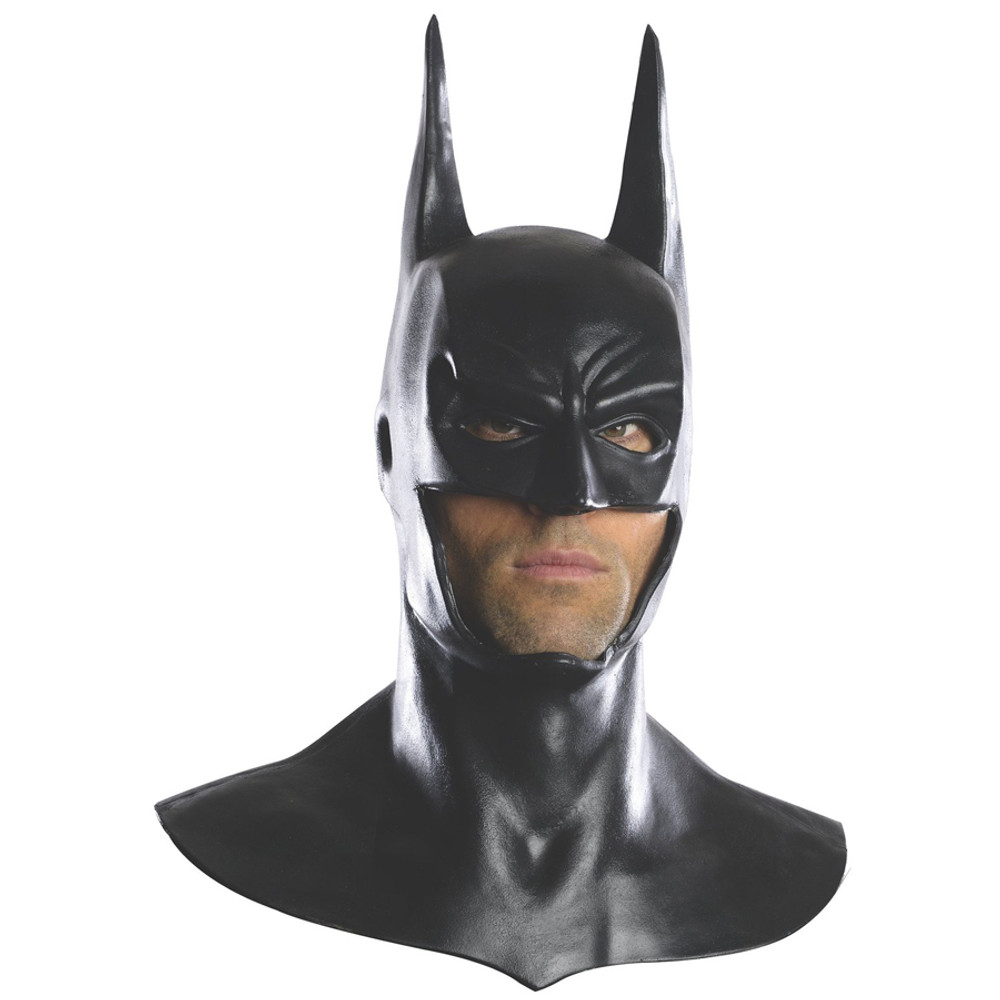 Batman Deluxe Cowl Adult Mask