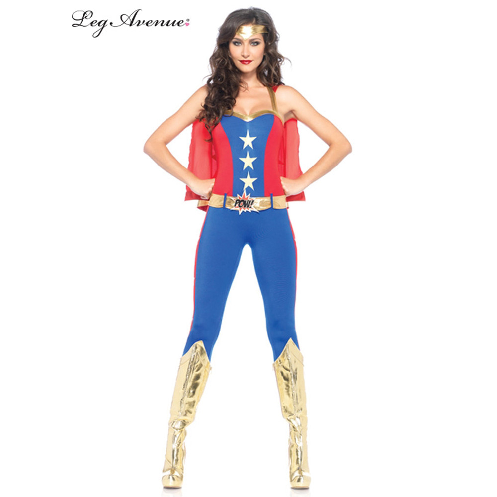 Comic Book Superhero Womens Costume ...  sc 1 st  Costume Direct & Comic Book Superhero Womens Costume | Womens Superhero Costumes ...