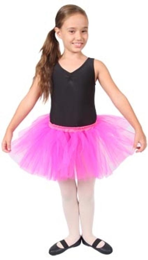 Tutu- Kids Fluro Pink