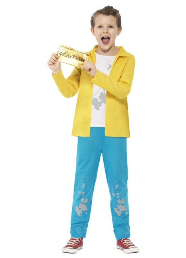 Roald Dahl Charlie Bucket Kids Costume Sydney Melbourne Adelaide Perth Brisbane Canberra Australia