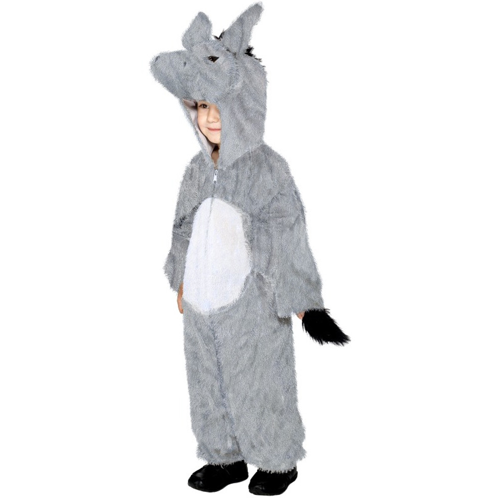 Donkey Kids Animal Costume Medium