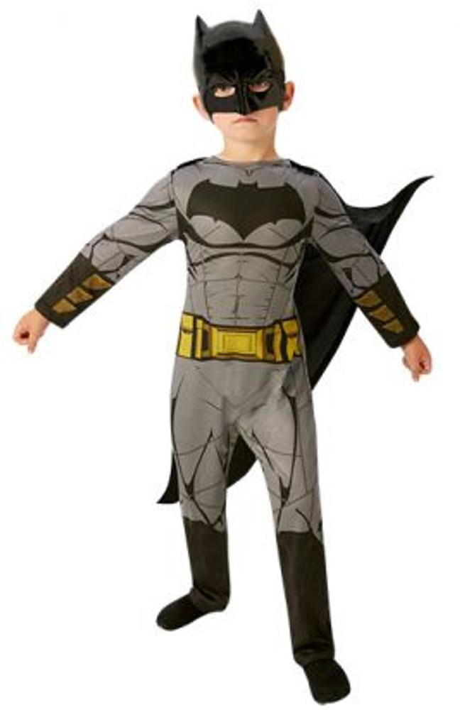 Batman Dawn of Justice Classic Boys Costume