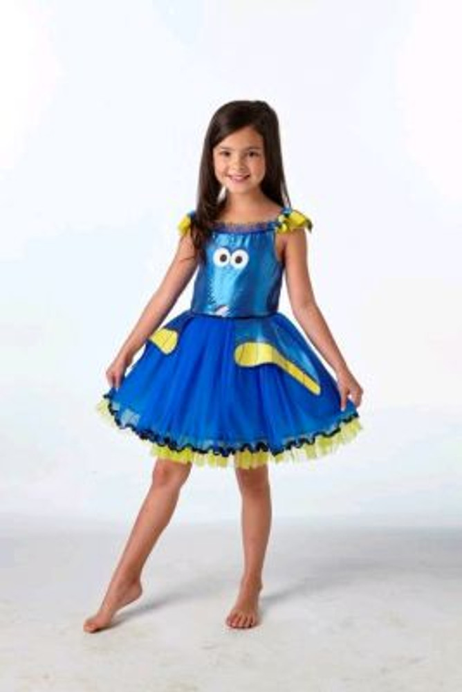 Dory Finding Dory Deluxe Tutu Costume