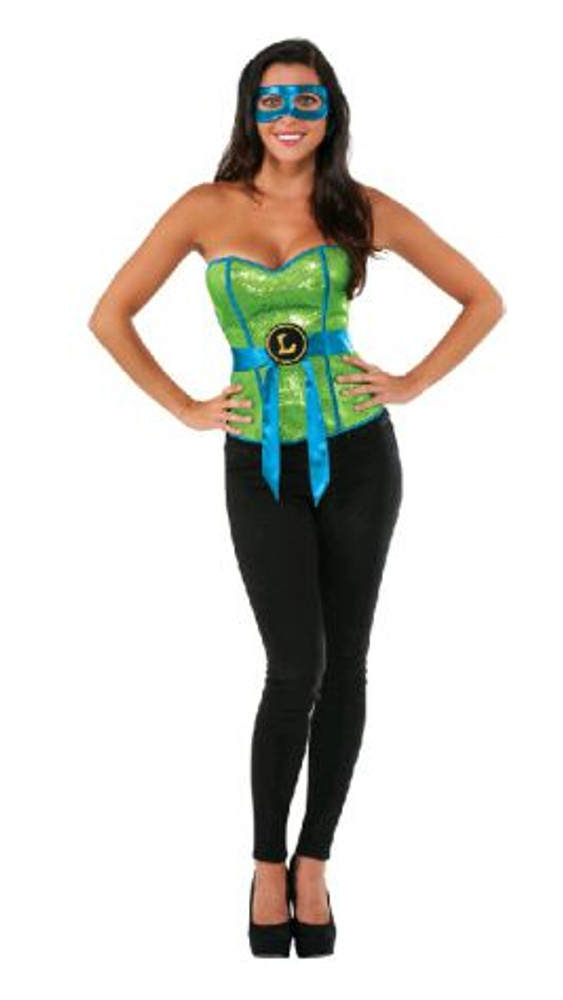 Teenage Mutant Ninja Turtles - Leonardo Sequin Corset