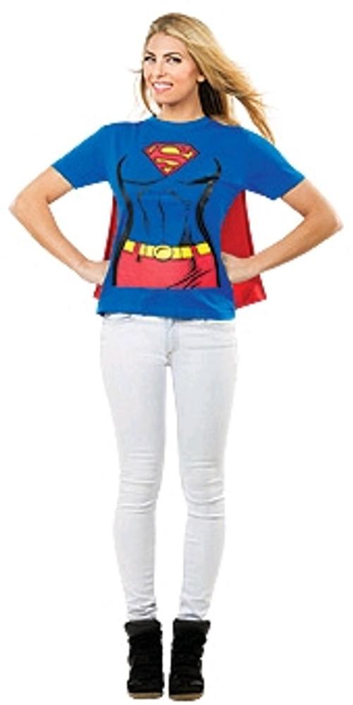 Supergirl Womens T-shirt