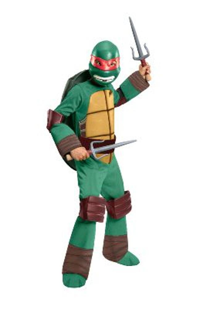 Teenage Mutant Ninja Turtle - Michelangelo Deluxe Kids Costume