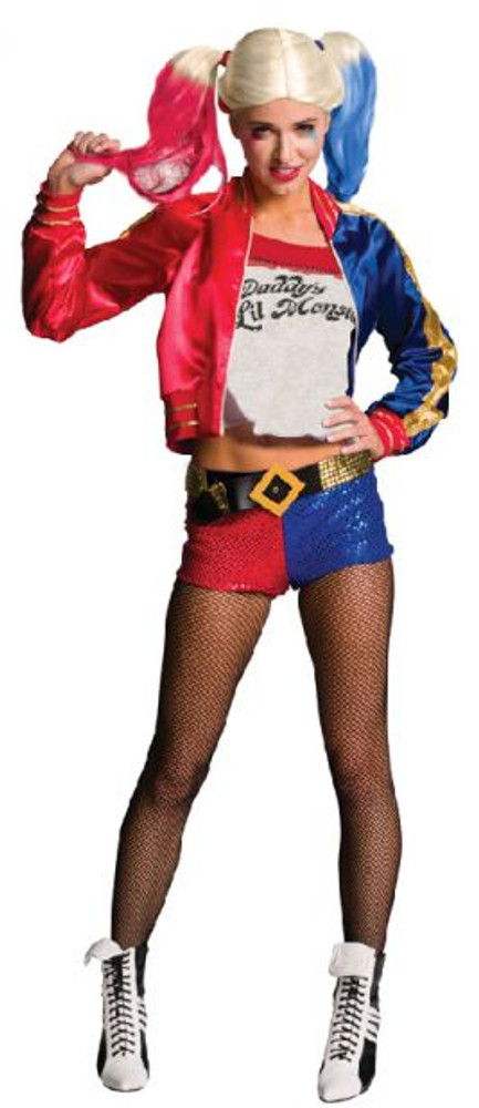 Harley Quinn - Suicide Squad Womens Costume
