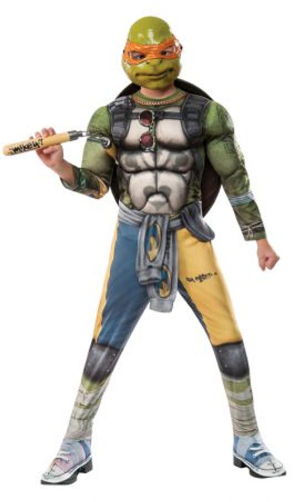 Teenage Mutant Ninja Turtle 2 Deluxe Michelangelo
