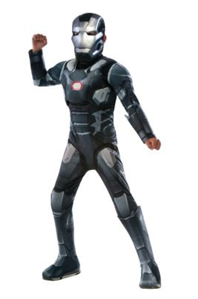War Machine Civil War Boys Costume