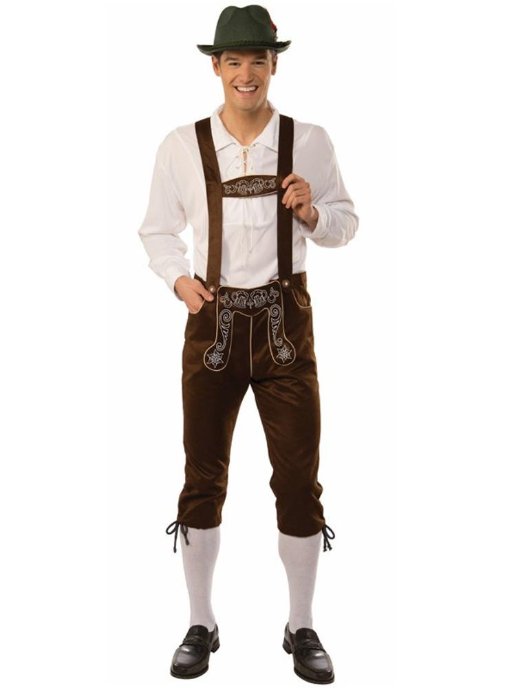 Oktoberfest Lederhosen Adult Costume Australia Afterpay