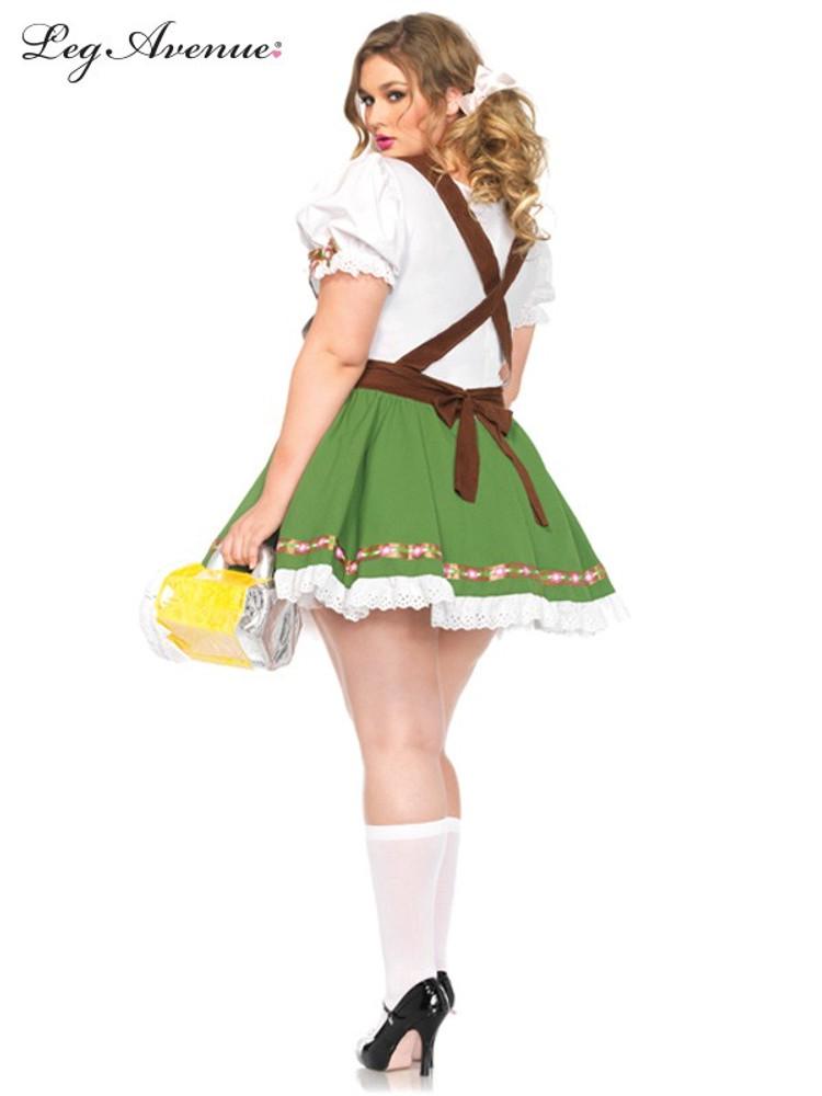 Oktoberfest Sweetie Dress Womens Costume
