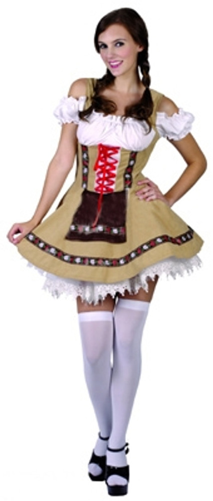Oktoberfest Alpine Girl Costume Online with Afterpay
