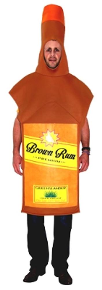 Rum Bottle Adult Costume