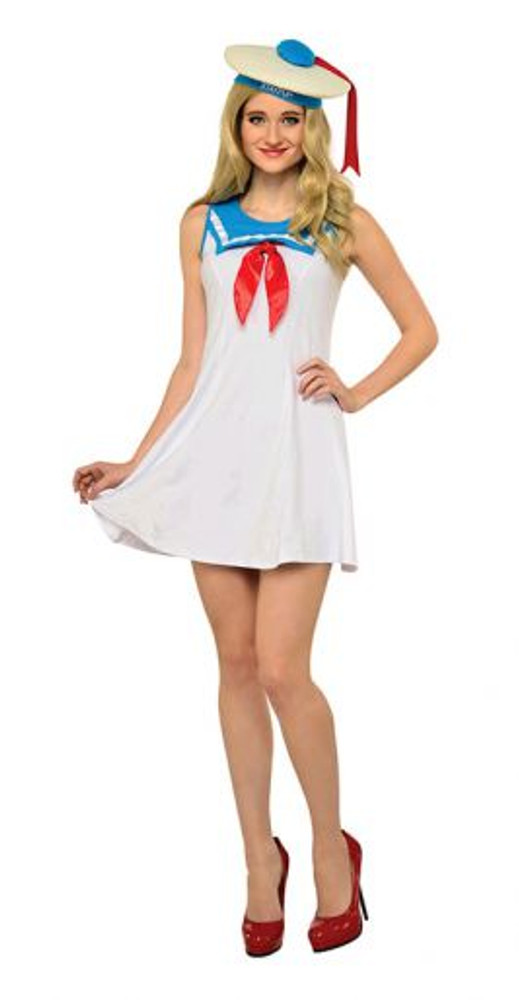 Ghostbusters Stay Puft Flair Dress Costume